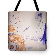 Peyton Manning Tote Bag