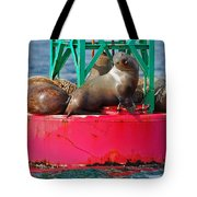 Pffft Tote Bag