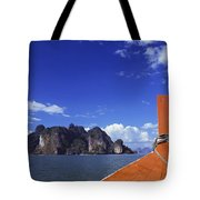 Phagna Bay Tote Bag