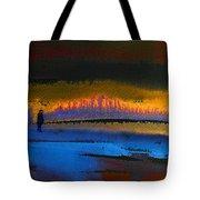 Phantasm Fire Tote Bag