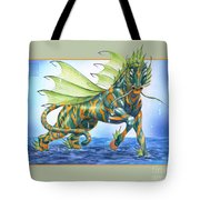 Phantasmal Mount Tote Bag