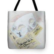 Phantom's Mask Tote Bag