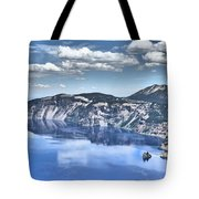 Phantom Ship Tote Bag