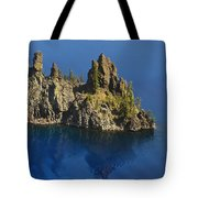 Phantom Tour Boat Tote Bag