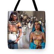 Pharaoh Of Egypt Exodus 2 Tote Bag