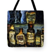 Pharmaceutical Excess Tote Bag