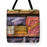 Pharmacist - Assorted Cures Tote Bag