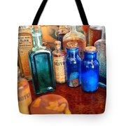 Pharmacist - Medicine Cabinet  Tote Bag by Mike Savad