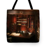 Pharmacist - The Pharmacists Desk Tote Bag