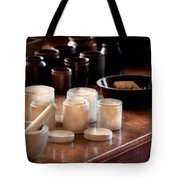 Pharmacist - Pestle And Cups Tote Bag