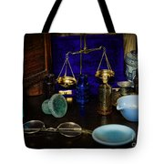 Pharmacist - Scale And Measure Tote Bag