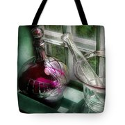 Pharmacy - The Apothecary Is Open  Tote Bag