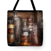 Pharmacy - That's The Spirit Tote Bag