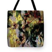 Pharrell Williams Paint Splats Tote Bag