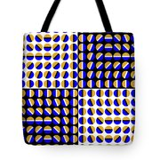 Phases Tote Bag