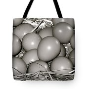 Pheasant Eggs Tote Bag