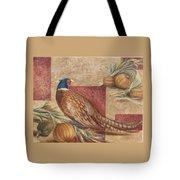 Pheasant I Tote Bag