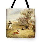 Pheasant Shooting Tote Bag