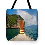 Phi Phi Leh Tote Bag