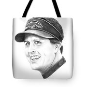 Phil Mickelson Tote Bag