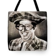 Phil Silvers, Comedy Legend Tote Bag