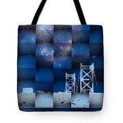 Philadelphia 3d Tote Bag