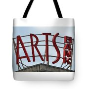 Philadelphia Arts Bank Tote Bag