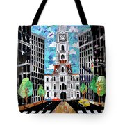 Philadelphia Tote Bag by Blair Barbour