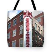 Philadelphia - Bookbinders Tote Bag