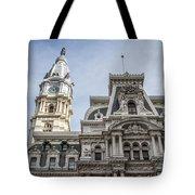 Philadelphia City Hall #2 Tote Bag