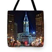 Philadelphia Downtown Tote Bag