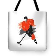 Philadelphia Flyers Player Shirt Tote Bag