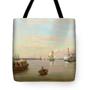 Philadelphia Harbor Tote Bag
