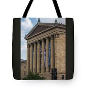 Philadelphia Museum Of Art  Tote Bag
