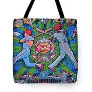 Philadelphia Phillies Tote Bag