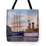Philadelphia Waterfront Olympia Tote Bag