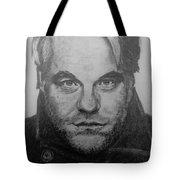Philip Seymour Hoffman Tote Bag