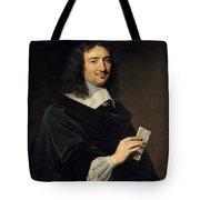Philippe De Champaigne    Jean Baptiste Colbert 16191683 Tote Bag