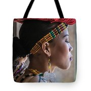 Philippine Dancer Tote Bag
