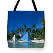 Philippines, Boracay Isla Tote Bag