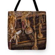 Philipsburg Manor - Gourds And Flint Corn Tote Bag