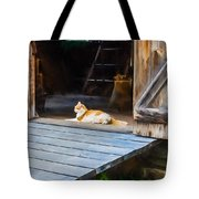 Philipsburg Manor - Gristmill Greeter Tote Bag