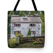 Philipsburg Manor House - Thru The Woods Tote Bag
