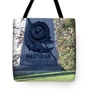 Phillip Henry Sheridan Tote Bag