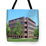 Phillips Exeter Academy Louis Kahn Library Tote Bag