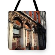 Philly Building Tote Bag