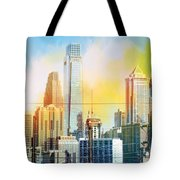 Philly From Drexel Hill Tote Bag
