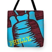 Philly Liberty Bell Tote Bag