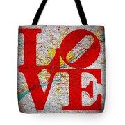 Philly Love V1 Tote Bag