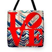 Philly Love V17 Tote Bag